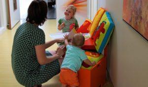 Moppie-Troostconcept voor kinderen in het hospice